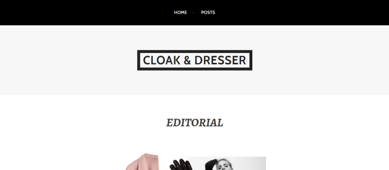 C&D EDITORIAL SECTION