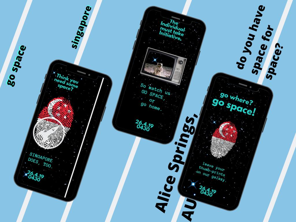 Portable Promotion Concept